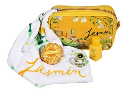 Picture of Jasmin Beauty Set - Case