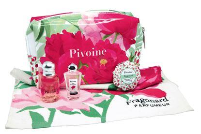 Imagine a Pivoine Gentuta parfumata