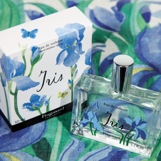 Imagine a Iris Apa de toaleta 50ml