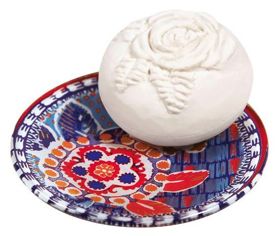 Imagine a Rose Ambre Set sapun-savoniera 150g