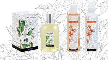Imagine pentru categorie Gama Fleur d'Oranger